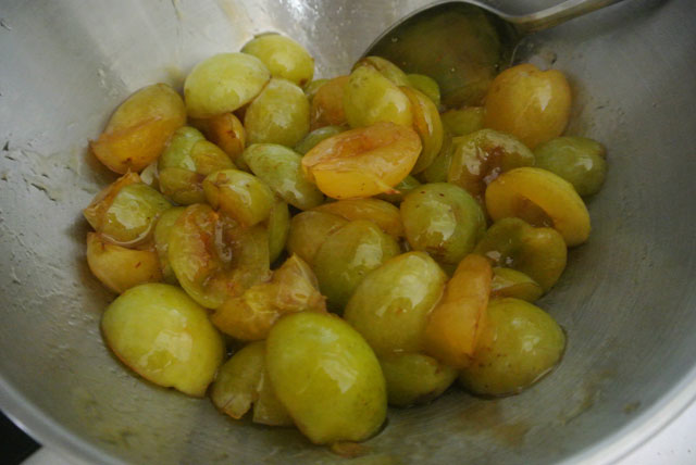 clafoutis prunes