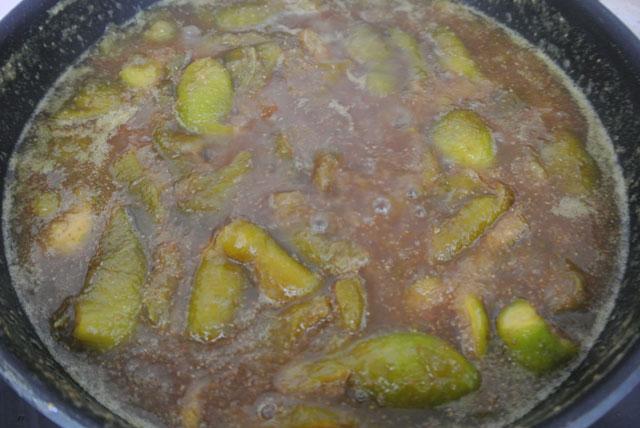 Compote de figues au gingembre le blog de la m re pierre - Quand cueillir les figues ...