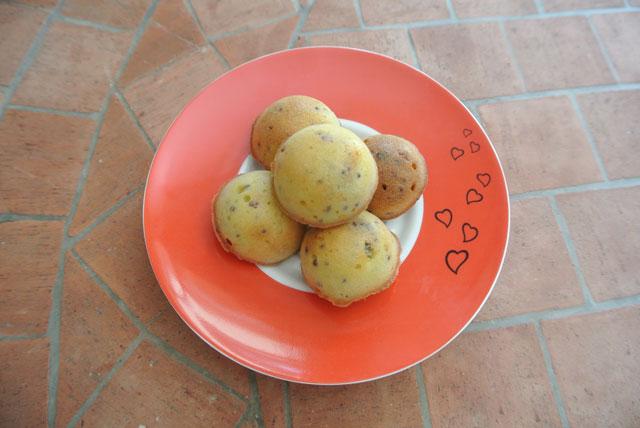 mini bouchees au lardons aux deux moutardes