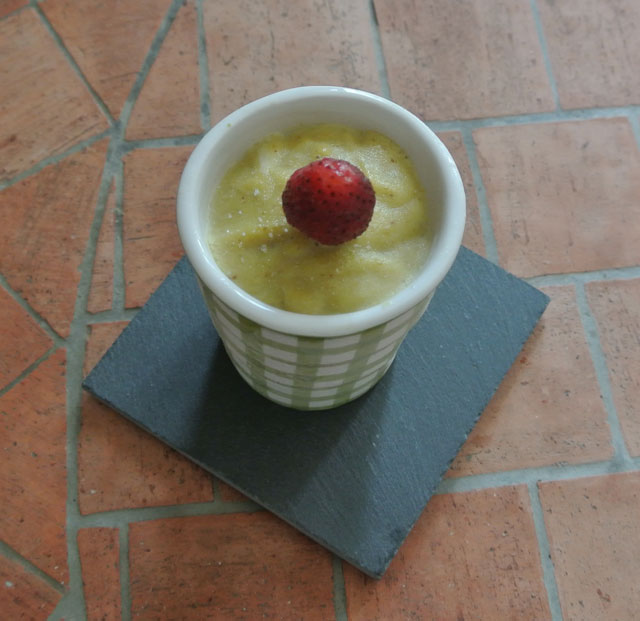 yaourt glace aux figues
