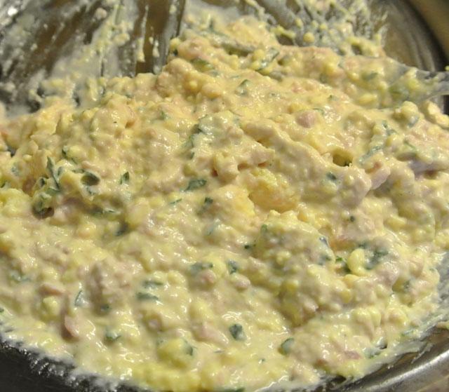 concombre farcis au thon
