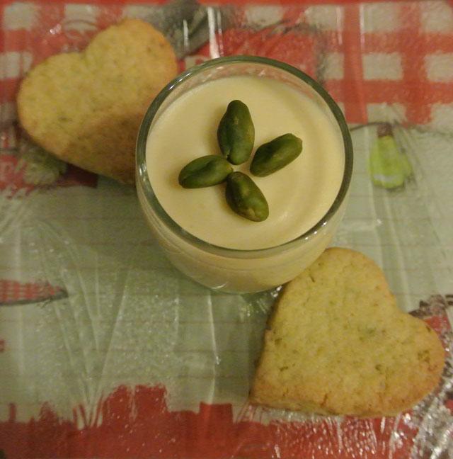 biscuit citron pistaches