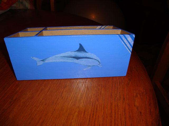 boite dauphin
