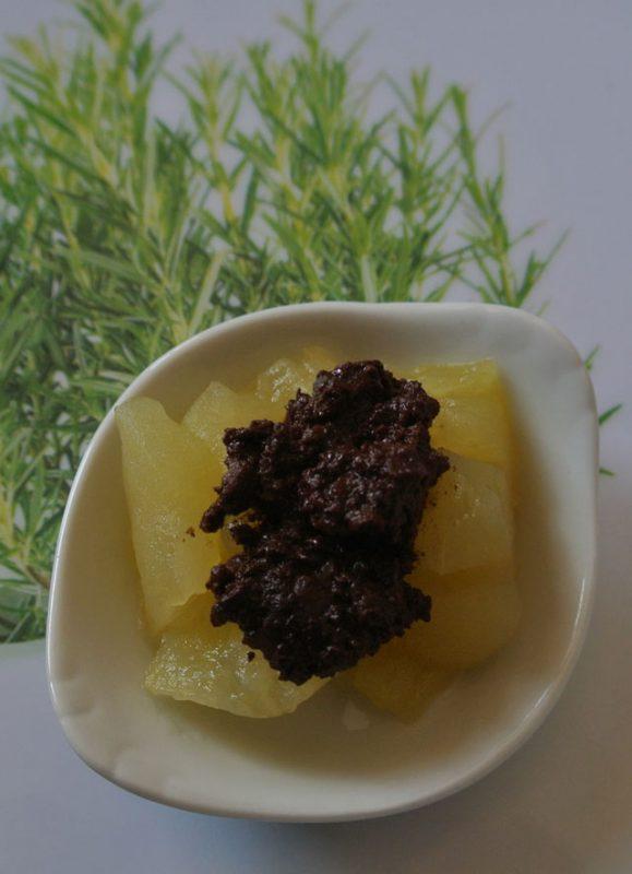 cocottes pommes granny boudin antillais