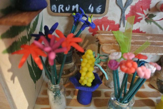 boutique du fleuriste miniature