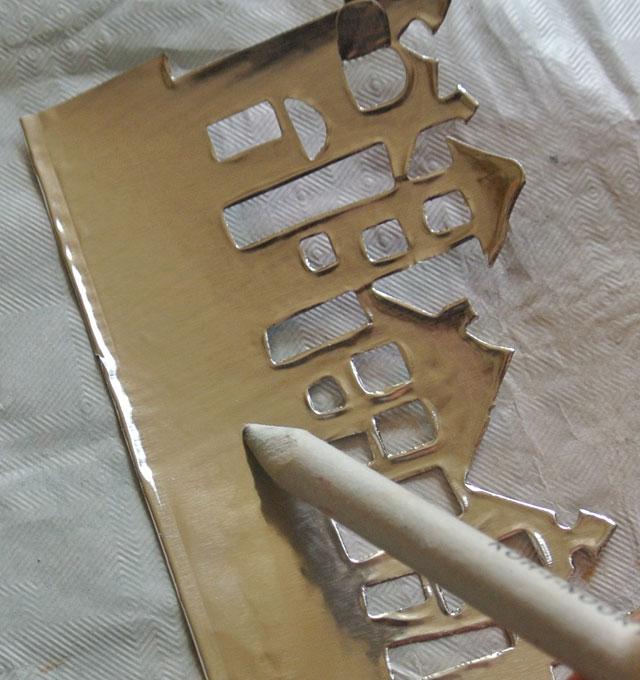 cadre facon scrap