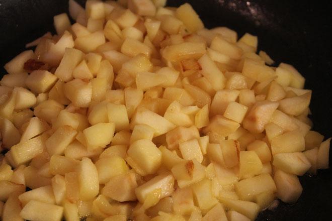 crepes reblochon pommes