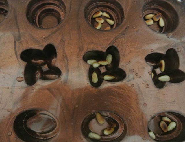 glace concombre basilic pignon