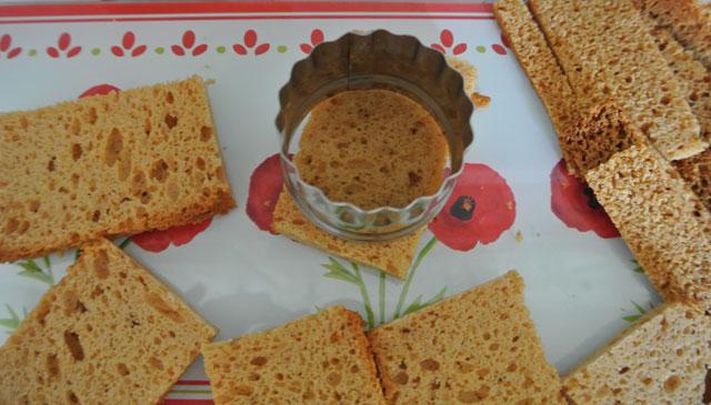 pain d epices chevre miel