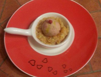 lentilles corail foie gras