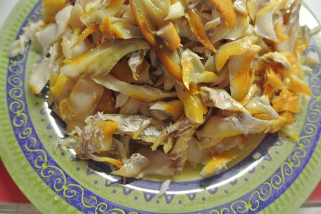 mousse brocolis haddock