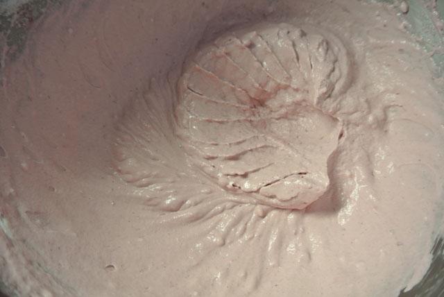 mousse framboises mascarpone