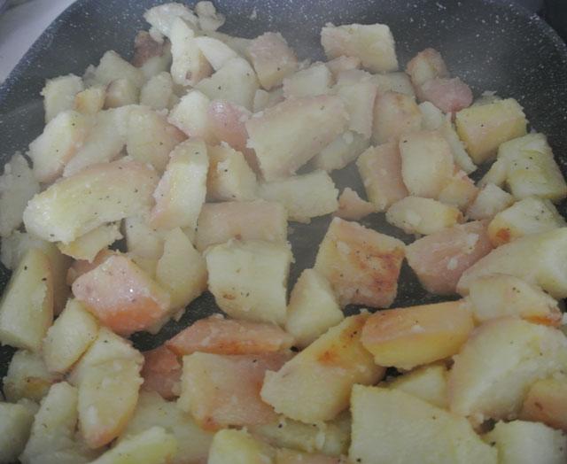 pommes de terre fromage blanc