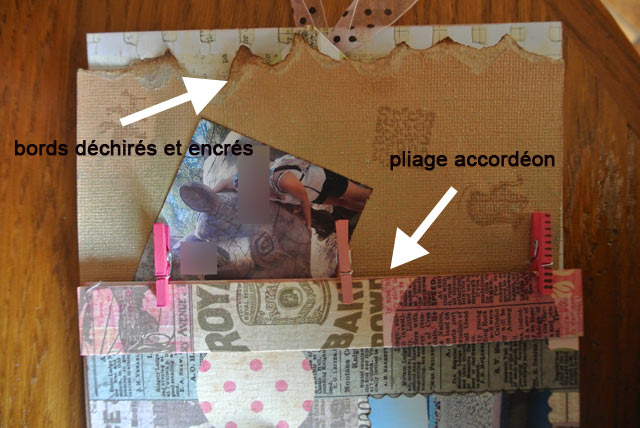 album photos en scrapbooking