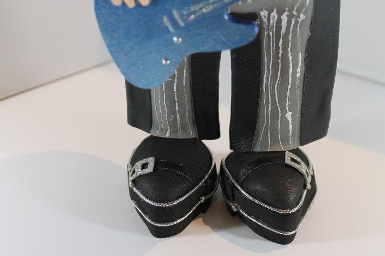 fofuchos guitariste les chaussures