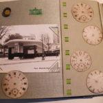 album scrap Paris en noir et blanc page 10