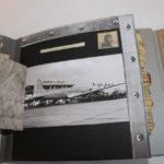 album scrap Paris en noir et blanc page 13