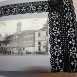 album scrap Paris en noir et blanc page 5