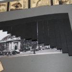 album scrap Paris en noir et blanc page 7