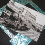 album scrap Paris en noir et blanc page 8