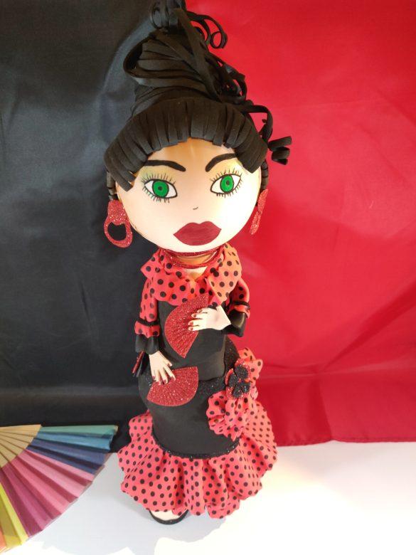 fofuchas flamenco