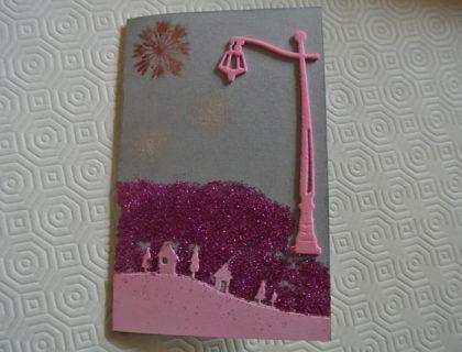 carte de voeux la ville rose