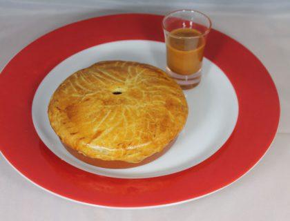 galette aux pommes en cocotte caramel beurres sale
