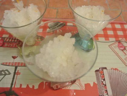 granite sirop de bergamote