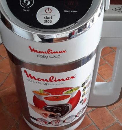j 39 ai test le robot cuiseur soupe easy soup le blog de la m re pierre. Black Bedroom Furniture Sets. Home Design Ideas