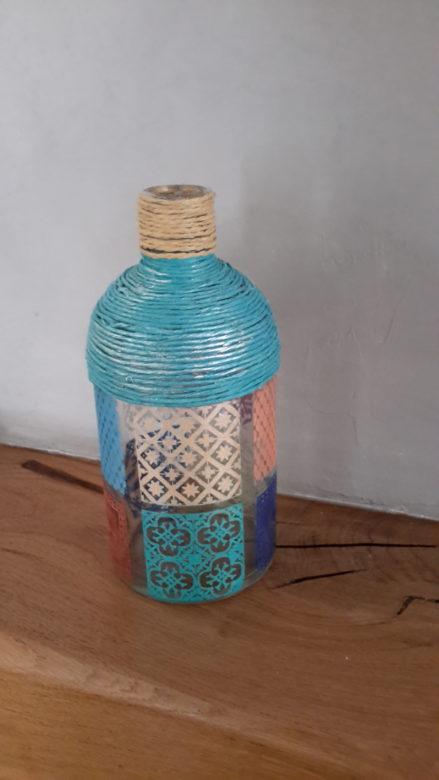 customisation bouteille en verre