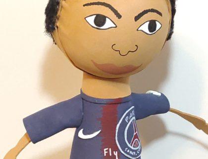 fofucho footballeur du PSG