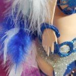 fofuchas danseuse de cabaret