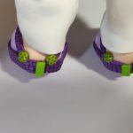 fofuchas les kinés, les chaussures