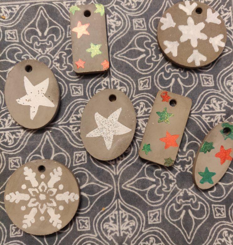bijoux de portes de Noel