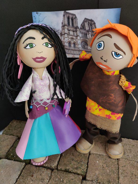 Quasimodo et Esmeralda