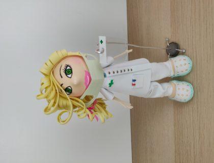 Fofuchas infirmiere